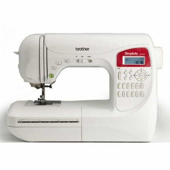 s l1600 - Brother sewing machine SB 3129 new