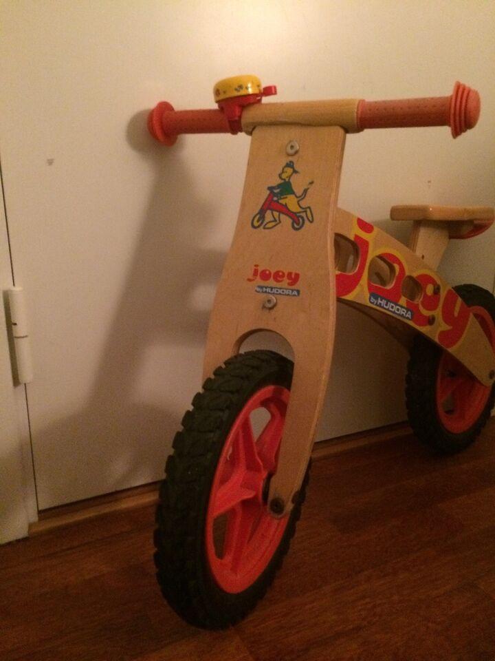 Unisex børnecykel, balancecykel, andet mærke