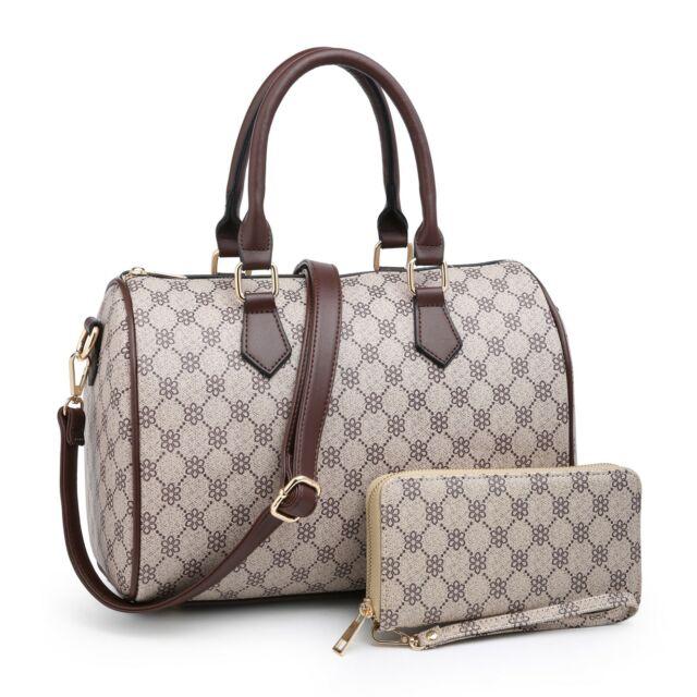Women Leather Handbag Shoulder Hobo Purse Messenger  Crossbody Tote Bag H43
