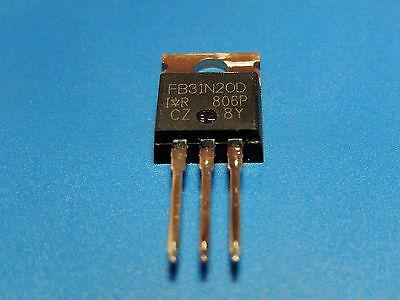 50 A 20 N Channel INTERNATIONAL RECTIFIER    IRFP260MPBF    MOSFET Transistor