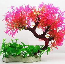 FD1555 Water Grass Water Weed Ornament Plant Fish Tank Aquarium Tree Decor ~Big~
