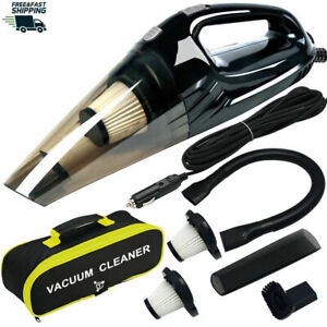 Powerful Car Vacuum Cleaner, Portable Wet&Dry Handheld strong Suction Car Vacuum
