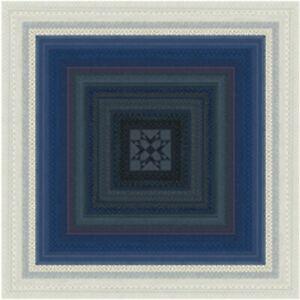 Deep-Blue-Quilt-Kit-88-034-x-88-034-with-Moda-Indigo-Gatherings-Fabric