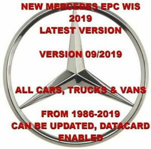 Latest 2019 Mercedes WIS ASRA & EPC Service Repair Workshop Manual. Full version
