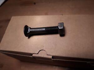 25 X M10x 60 Mm Long Plough Bolts-afficher Le Titre D'origine Attrayant Et Durable