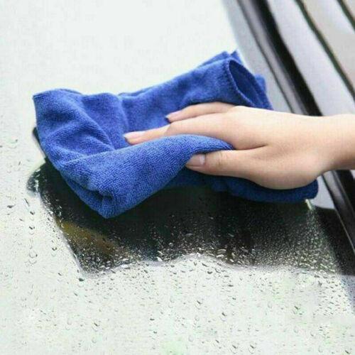 1//5//10pcs Microfibre Kitchen Wash Car Drying Towel S7Z3 Cloth Q3N3 Cle B9K6