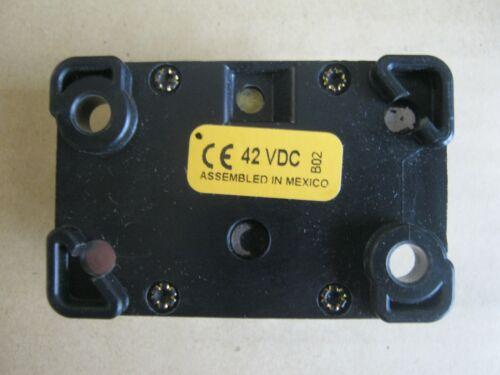 NEW Buss 184050F Hi-Amp waterproof circuit breaker 50 Amp 42vdc CB184F-50