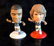 2 CORINTHIAN Micro Stars FIGURE LOT Soccer Football Mini ITALY Nedved Player