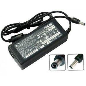 Notebook Laptop Caricabatterie Alimentatore 19v 3.42a 65w per ASUS x54c x54h