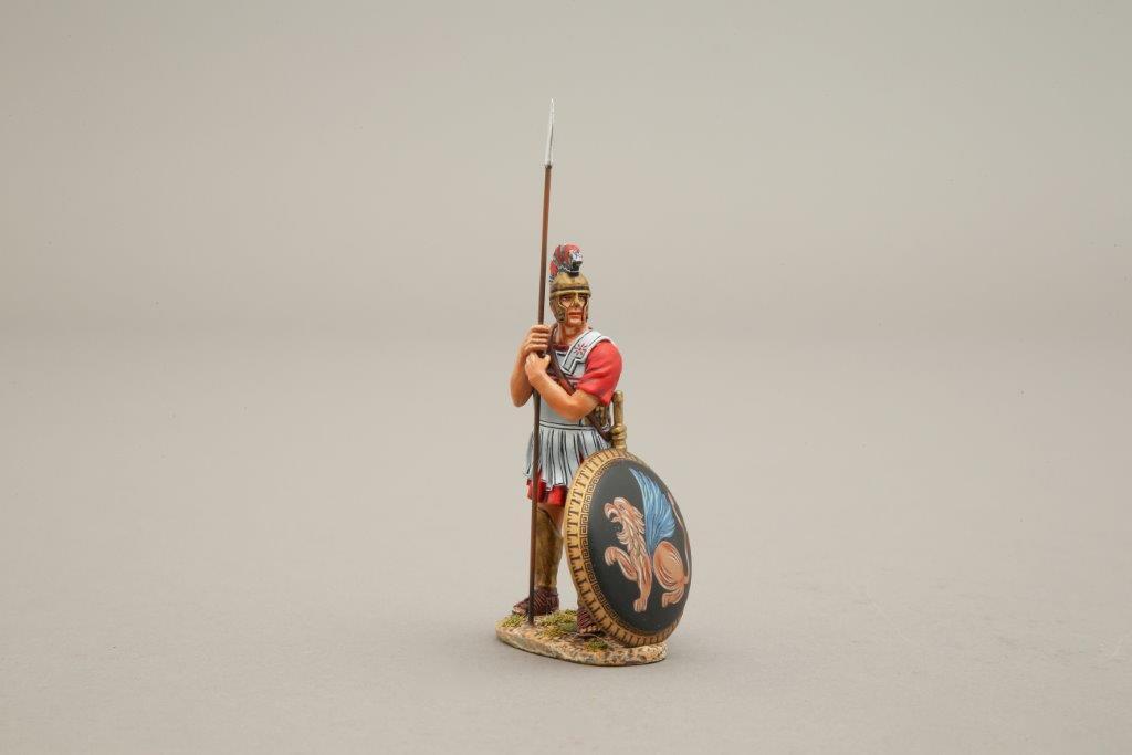 THOMAS GUNN SPA004D - Spartan Sentry (Griffon) Painted Metal  Painted Metal