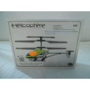 Lot Revendeur 1 Helicoptere Telecommande - Piece F145 Refmo18