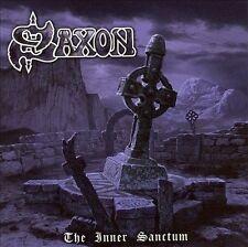 Saxon, Inner Sanctum (Bonus Dvd), Excellent Limited Edition