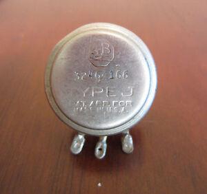 Allen Bradley 3246 166 Type J Potentiometer