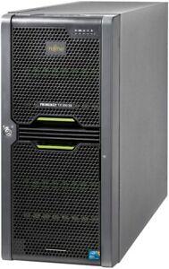 Fujitsu Primergy TX300 S8 2 X Intel Xeon E5-2620 8GB RAM Server