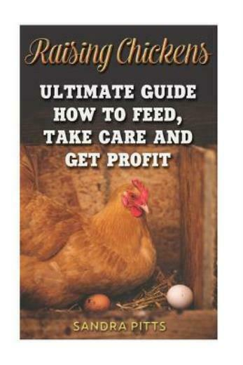 Raising Chickens: Ultimate Guide How To Feed, Take Care ...