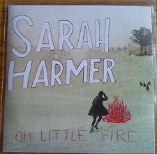 Sarah Harmer - Oh Little Fire Promo Album (CD 2010) Collectable CD
