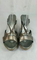 Athena Alexander Wedge Sandal - Size 10 - Retail $79.95 - D4