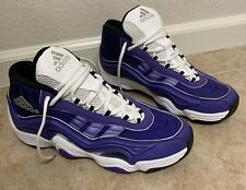 8adc7ed11ce 2014 ADIDAS CRAZY 2 EQT KOBE BRYANT LAKERS 8 PURPLE BASKETBALL SHOES D73911  11.5