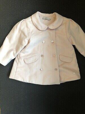 100% Autentico Baby Dior Seta Rosa Lana Ragazza Caban 2 - 3 Anni Rrp £ 850-mostra Il Titolo Originale Risparmia Il 50-70%