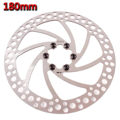 ZOOM Brake Rotor Road Disc Brake MTB//Cyclocross Bike Rotor 140//160//180//203mm