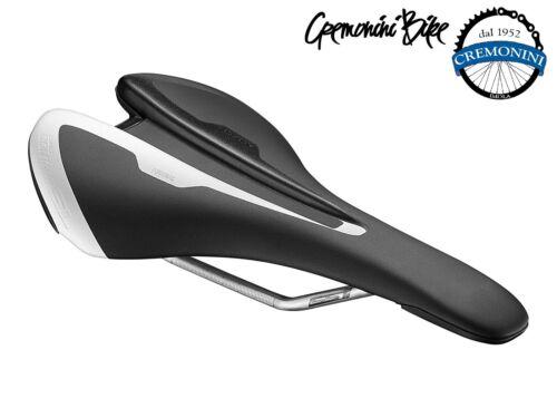 GIANT sella bici uomo nera bike saddle CONTACT SL titanio particle flow titanium