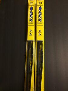 "17/"" ANCO 31-17 Windshield Wiper Blade 31-Series 17 inch Black Metal"