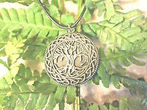 Pendentif-arbre-de-vie-entrelacs-Celte-argente