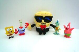 Sponge-Bob-Square-Pants-Toy-Bundle