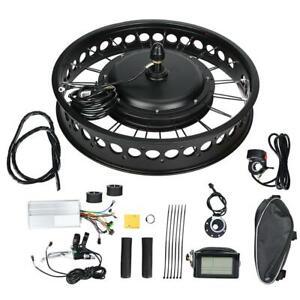 48V-1000W-20-034-Ruota-Anteriore-Kit-Conversione-Motore-per-Ebike-Bici-Elettriche