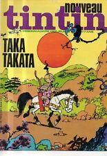 nouveau TINTIN n°122 taka takata