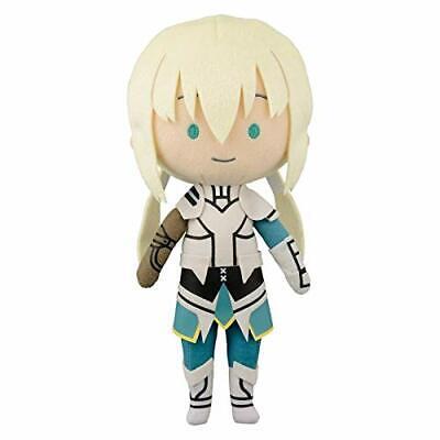 Fate//Grand Order Ichiban Kuji D Saber Bedivere Plush Doll Stuffed Toy w//Tracking