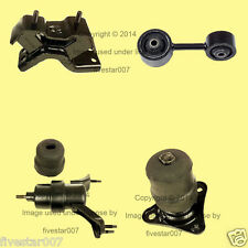 3 Engine Motor + 1 Automatic Transmission Mount Support Set Kit for Toyota Camry