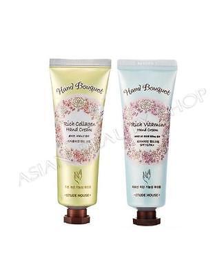 Etude House Hand Bouquet Rich Collagen Hand Cream 50ml