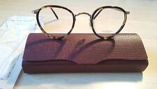 BRAND NEW OLIVER PEOPLES MP-2 EYEGLASSES 5039 VINTAGE DTB SIZE 46 Made In Italy