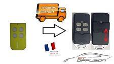 TELECOMMANDE UNIVERSELLE CLONE EVOLOGY moovo mt4v porte de garage portail