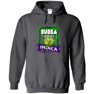 New Men/'s Get High Weed Leaf Black Hoodie Marijuana Cannabis Blunt Kush 420 V452