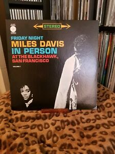 Miles-Davis-In-Person-Friday-night-at-the-Blackhawk-Vol-1-Vg-Vg