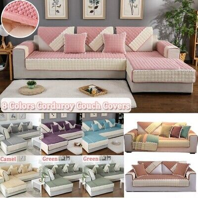 Quilted Sofa Chair Settee Pet Protector