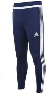 f1b27e46e86f3 Details about Men's Adidas Tiro Joggers Tracksuit Jogging Bottoms Track  Pants - Navy & Black