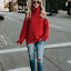 Turtle-Neck-Baggy-Tops-Chunky-Knitted-Oversized-Jumper-Sweater-Women-039-s-Winter thumbnail 13