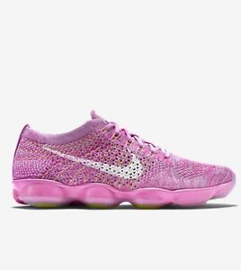18eee21937259 Details about WMNS Nike Flyknit Zoom Agility - 698616 500