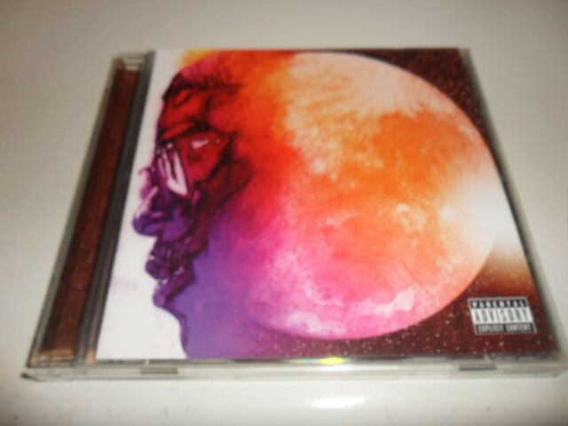 CD Kid Cudi – si on the Moon: the end of Day