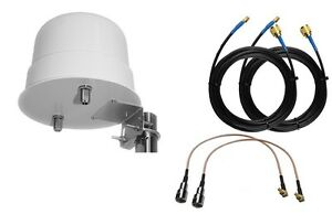 Grosses Soldes Omni Directionnelle 4g 3g Lte Mimo Antenne Externe Huawei B525 B715 B612 E5186