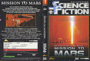 Dvd-MISSION-TO-MARS