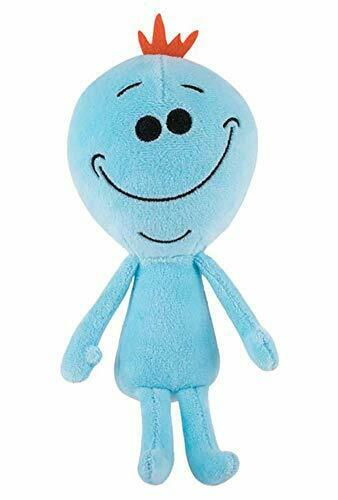Meeseeks Galactic Plushies Plüschtier Rick and Morty Happy Mr
