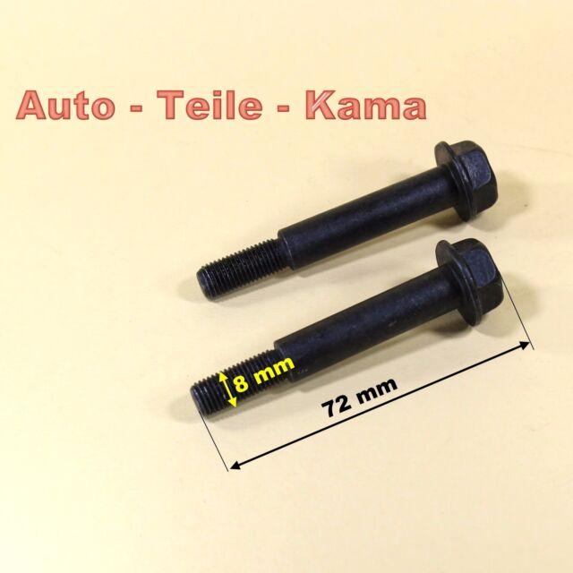 2X Tornillos/Tornillo Para Sistema de Escape/Sistema Escape/Catalizador/Tubo en