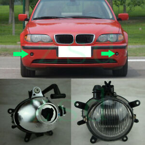 330Xd Left Fog Light Cover  51117893067 325i 320i 318Ci New BMW E46 316i