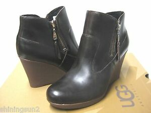 Image is loading Ugg-Meredith-Lodge-Women-Boots-US8-5-UK7-