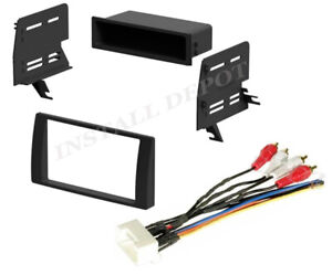 Car Stereo Connector Replacement Radio Wiring Harness for 2002 Toyota Camry XLE Sedan 4-Door 3.0L