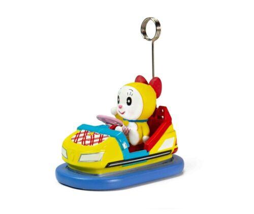 TINY Diecast Animation Int Doraemon Dorami Bumper Car with Figure Model